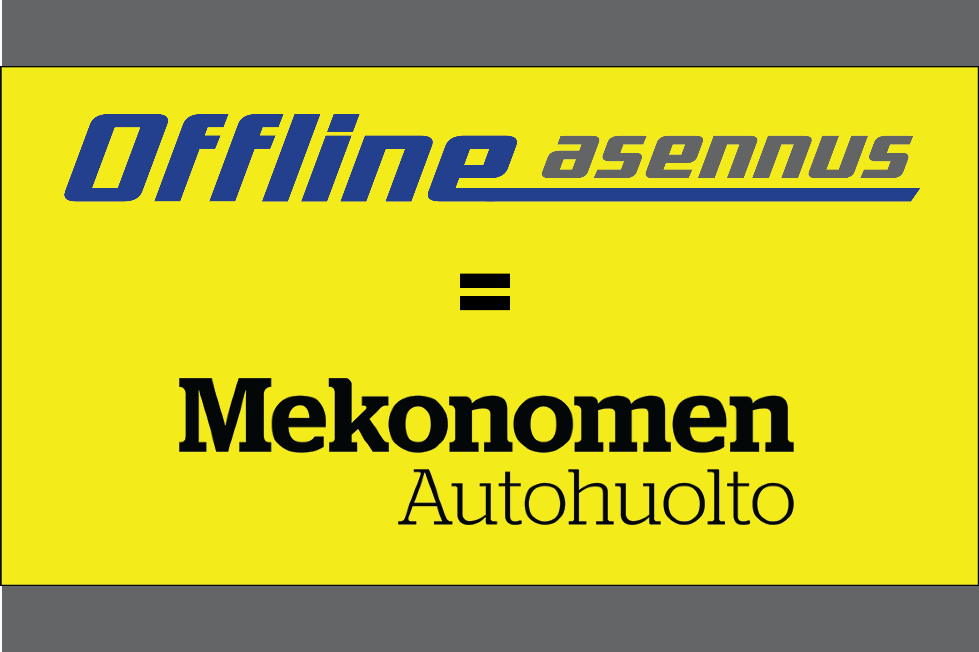 Offline Asennus